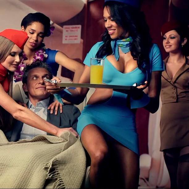 Актрисы из рекламы Тинькофф
